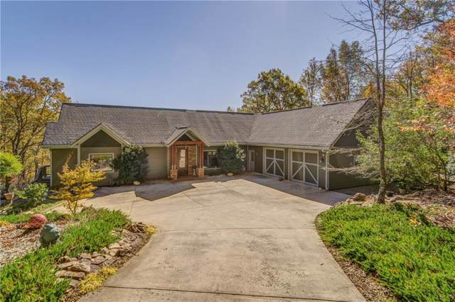 714 Clearview Drive, Talking Rock, GA 30175 (MLS #6643622) :: North Atlanta Home Team