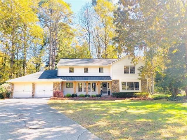 3210 W Somerset Court SE, Marietta, GA 30067 (MLS #6643642) :: Charlie Ballard Real Estate