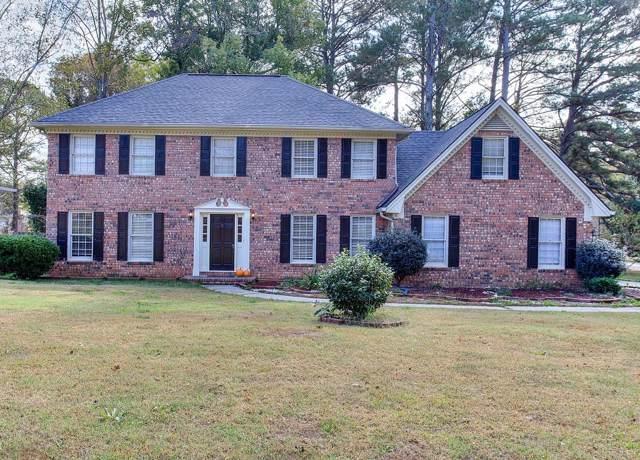 4976 Mystere Circle SW, Lilburn, GA 30047 (MLS #6643648) :: North Atlanta Home Team