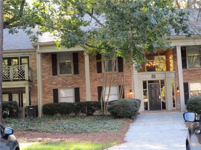 3650 Ashford Dunwoody Road NE #1008, Brookhaven, GA 30319 (MLS #6643658) :: RE/MAX Paramount Properties