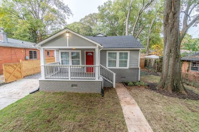 1281 Mcclure Avenue NW, Atlanta, GA 30314 (MLS #6643660) :: The Zac Team @ RE/MAX Metro Atlanta