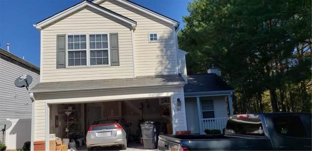 585 Windcroft Circle NW, Acworth, GA 30101 (MLS #6643708) :: Charlie Ballard Real Estate
