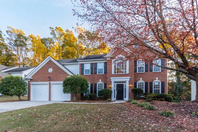 315 Chichester Ct Court, Alpharetta, GA 30005 (MLS #6643752) :: The Butler/Swayne Team