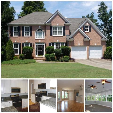 1393 Crown Terrace, Marietta, GA 30062 (MLS #6643754) :: The Cowan Connection Team