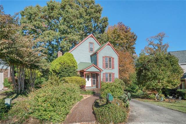 4418 Briers Place, Stone Mountain, GA 30083 (MLS #6643768) :: Path & Post Real Estate
