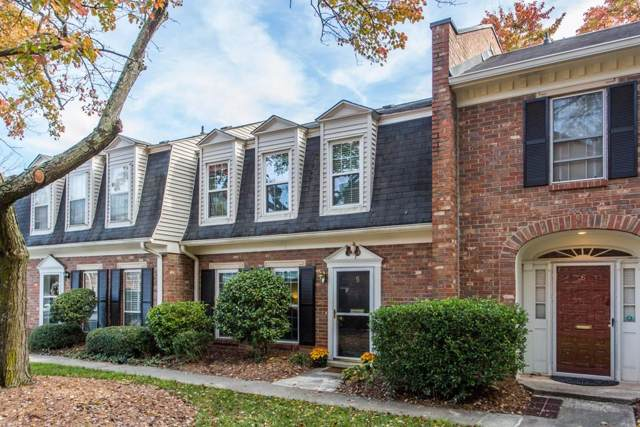 5 Newport Place NW, Atlanta, GA 30318 (MLS #6643781) :: Charlie Ballard Real Estate