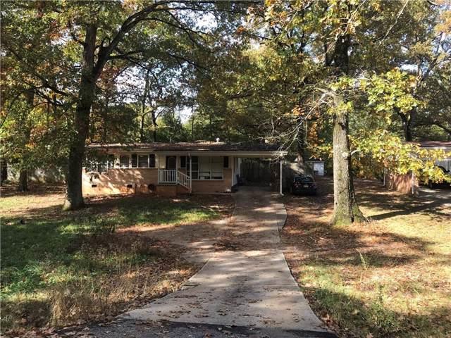 4420 Hicks Road SW, Mableton, GA 30126 (MLS #6643789) :: Charlie Ballard Real Estate