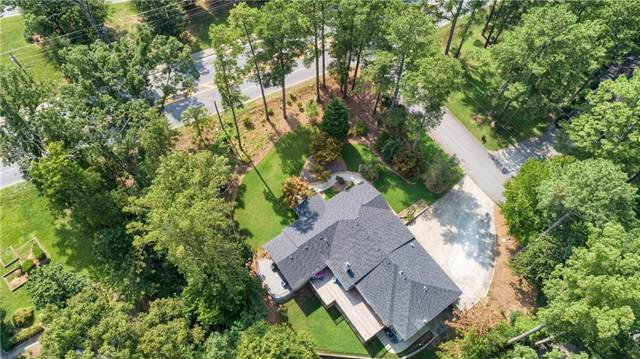 2531 Clairmont Road NE, Atlanta, GA 30329 (MLS #6643810) :: Rock River Realty