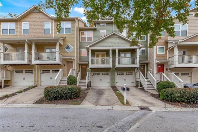 1212 Liberty Parkway NW, Atlanta, GA 30318 (MLS #6643830) :: Charlie Ballard Real Estate