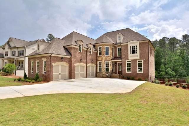 114 Manor North Drive, Alpharetta, GA 30004 (MLS #6643849) :: North Atlanta Home Team
