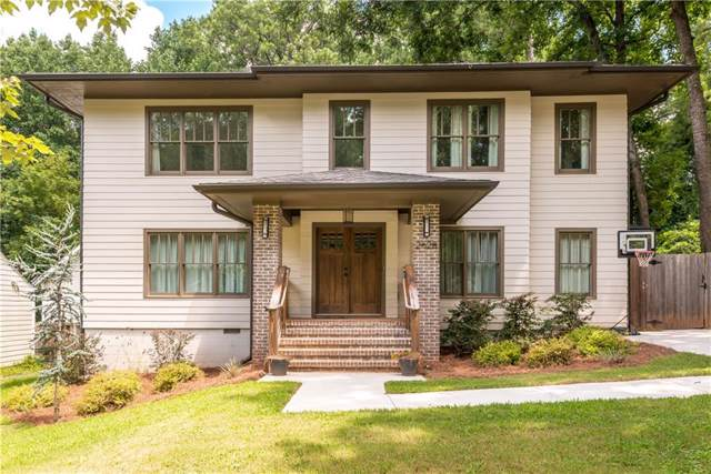 2628 Charlesgate Avenue, Decatur, GA 30030 (MLS #6643854) :: Charlie Ballard Real Estate
