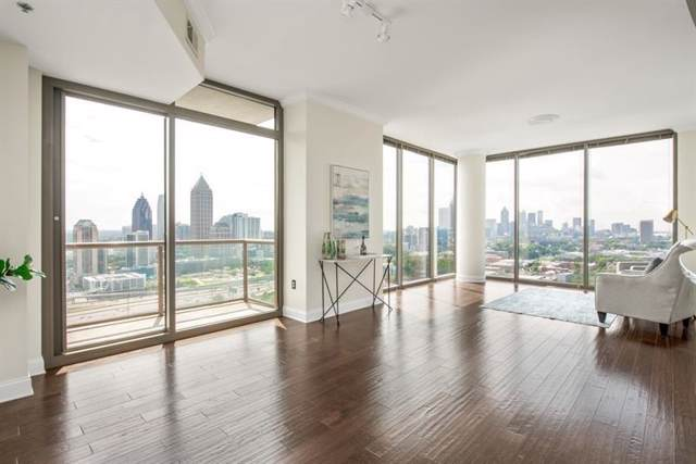 270 17th Street NW #3201, Atlanta, GA 30363 (MLS #6643859) :: Charlie Ballard Real Estate
