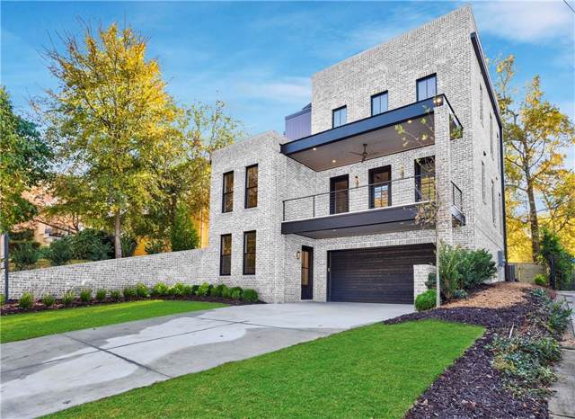 1161 Briarcliff Place NE, Atlanta, GA 30306 (MLS #6643864) :: Charlie Ballard Real Estate