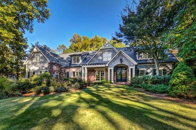 5561 Arundel Drive, Atlanta, GA 30327 (MLS #6643909) :: Charlie Ballard Real Estate