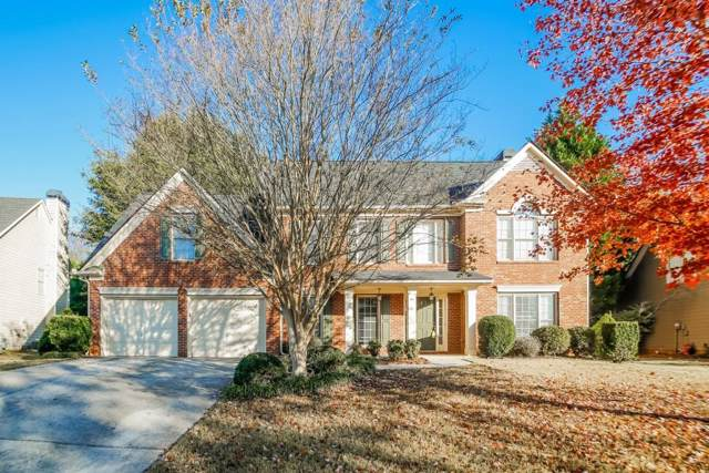 650 Hunters Trace, Dallas, GA 30157 (MLS #6643917) :: Kennesaw Life Real Estate