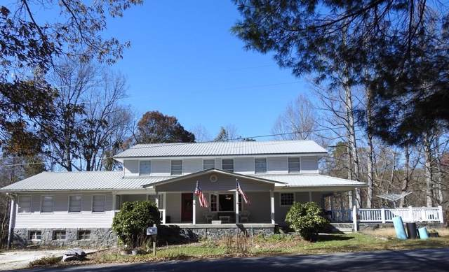 218 College Street, Blue Ridge, GA 30513 (MLS #6643930) :: North Atlanta Home Team