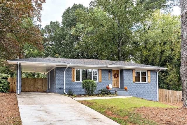 3653 Brookcrest Circle, Decatur, GA 30032 (MLS #6643935) :: North Atlanta Home Team