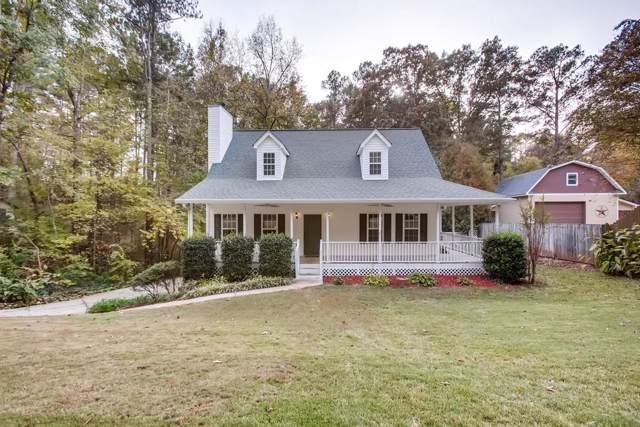 2649 Loring Road NW, Kennesaw, GA 30152 (MLS #6643937) :: North Atlanta Home Team