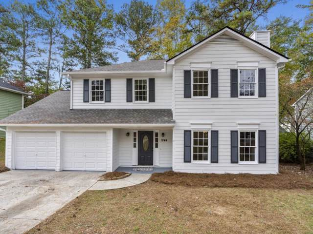1844 Hickory Creek Court, Acworth, GA 30102 (MLS #6643950) :: Charlie Ballard Real Estate