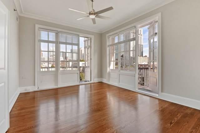 30 5th Street NE #702, Atlanta, GA 30308 (MLS #6643951) :: Charlie Ballard Real Estate