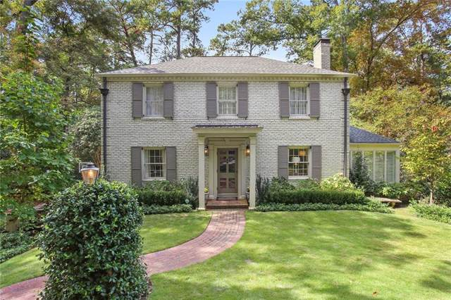 2670 Dellwood Drive NW, Atlanta, GA 30305 (MLS #6643972) :: The Heyl Group at Keller Williams