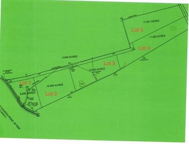 Lot 3 Cedar Grove Chruch Road, Winder, GA 30680 (MLS #6644014) :: RE/MAX Paramount Properties