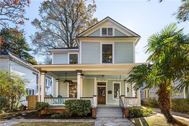 577 Saint Charles Avenue NE, Atlanta, GA 30308 (MLS #6644023) :: The Heyl Group at Keller Williams