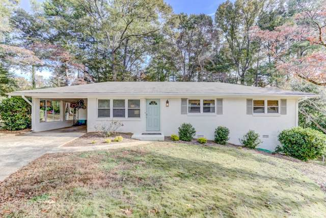 1305 Cliffwood Drive SE, Smyrna, GA 30080 (MLS #6644056) :: Charlie Ballard Real Estate