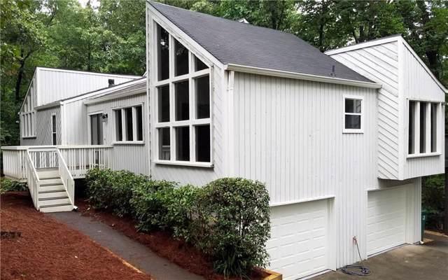 1850 Cedar Cliff Drive SE, Smyrna, GA 30080 (MLS #6644065) :: RE/MAX Paramount Properties