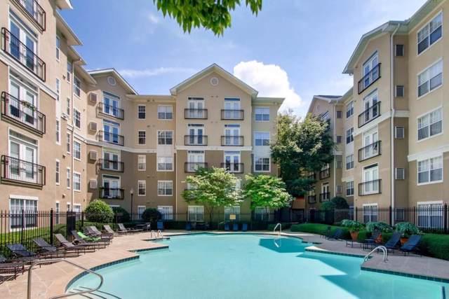 800 Peachtree Street #1014, Atlanta, GA 30308 (MLS #6644066) :: KELLY+CO