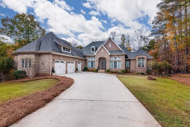 2176 Lake Ridge Terrace, Lawrenceville, GA 30043 (MLS #6644089) :: North Atlanta Home Team