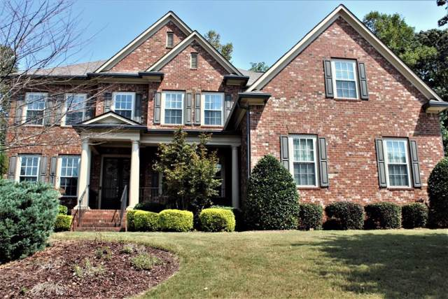606 Baybrook Way, Canton, GA 30115 (MLS #6644099) :: The Hinsons - Mike Hinson & Harriet Hinson