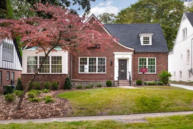 233 Bolling Road NE, Atlanta, GA 30305 (MLS #6644102) :: Scott Fine Homes
