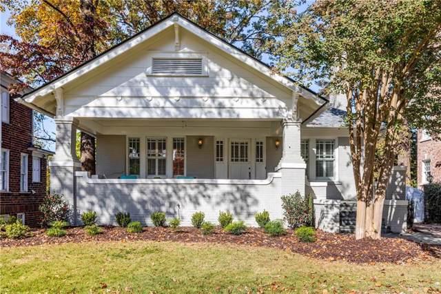 1160 Saint Charles Place SE, Atlanta, GA 30306 (MLS #6644164) :: Dillard and Company Realty Group