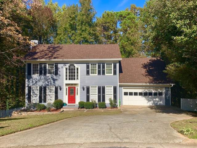 1381 Pinehurst Hunt, Lawrenceville, GA 30043 (MLS #6644196) :: North Atlanta Home Team