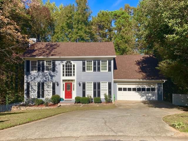 1381 Pinehurst Hunt, Lawrenceville, GA 30043 (MLS #6644196) :: RE/MAX Prestige