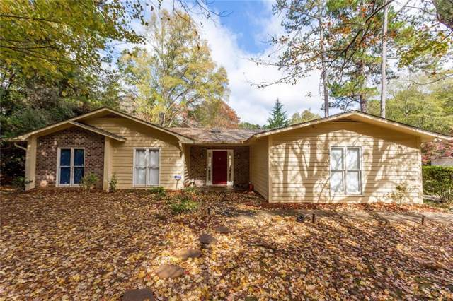 120 Sweetwood Way, Roswell, GA 30076 (MLS #6644209) :: Dillard and Company Realty Group