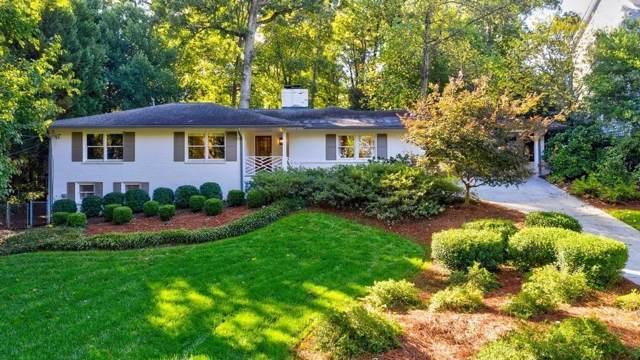 3954 Sheldon Drive NE, Atlanta, GA 30342 (MLS #6644230) :: Charlie Ballard Real Estate