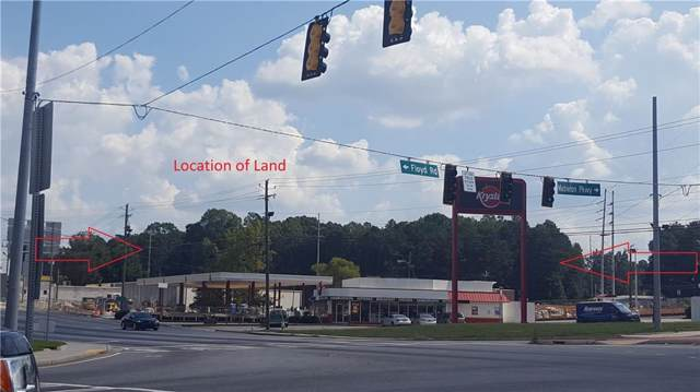 667 Puckett Road, Mableton, GA 30126 (MLS #6644241) :: The North Georgia Group
