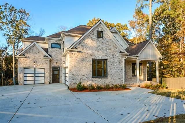 11275 Houze Road, Roswell, GA 30076 (MLS #6644254) :: North Atlanta Home Team