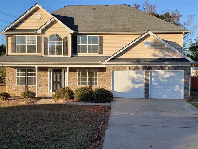 488 Pernell Drive, Hampton, GA 30228 (MLS #6644263) :: North Atlanta Home Team