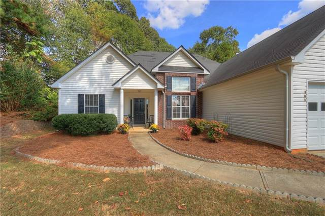 305 Mountberry Court, Loganville, GA 30052 (MLS #6644273) :: RE/MAX Paramount Properties