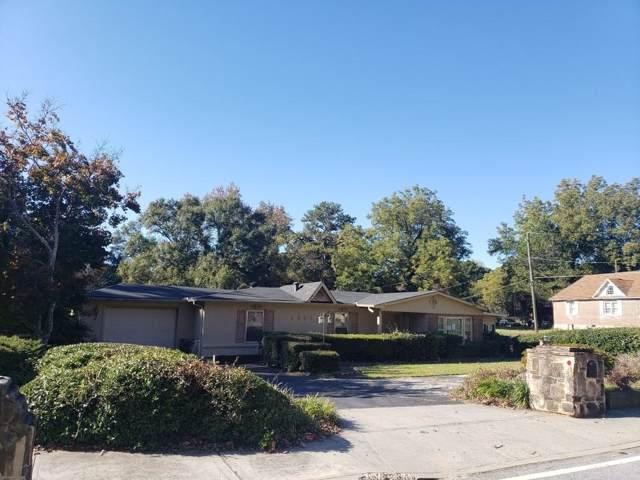 1821 Niskey Lake Road SW, Atlanta, GA 30331 (MLS #6644288) :: Todd Lemoine Team