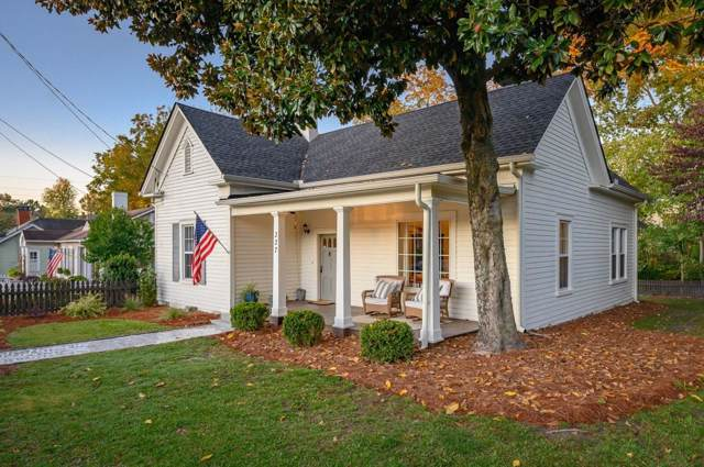337 Cherokee Street NE, Marietta, GA 30060 (MLS #6644313) :: North Atlanta Home Team
