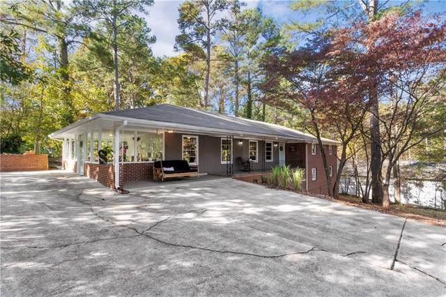 617 Montclair Drive SW, Smyrna, GA 30082 (MLS #6644322) :: North Atlanta Home Team