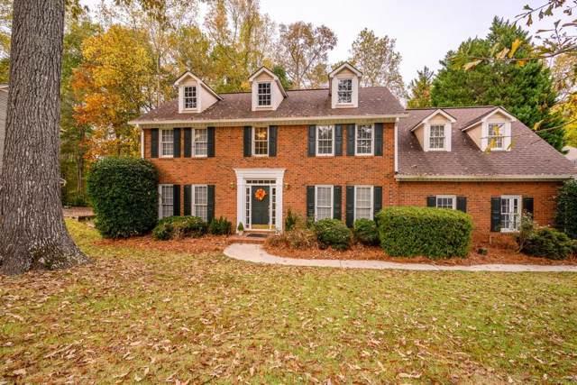 2697 Long Lake Terrace NE, Roswell, GA 30075 (MLS #6644324) :: Charlie Ballard Real Estate