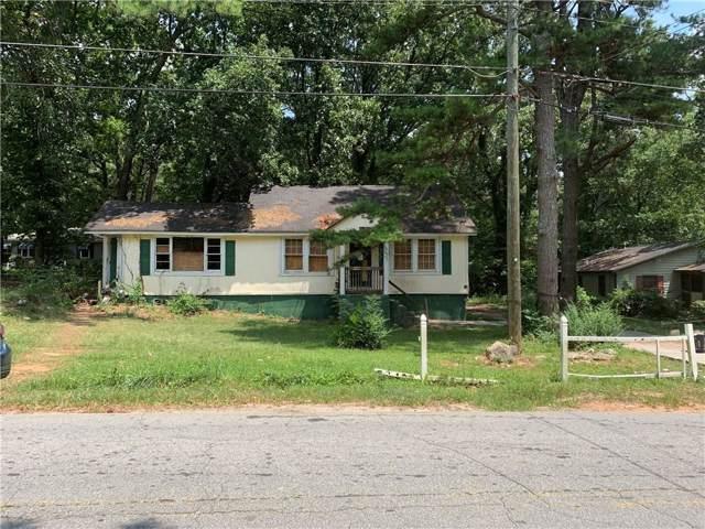 4650 White City Road, Atlanta, GA 30337 (MLS #6644329) :: Rock River Realty