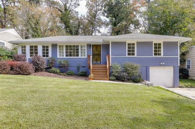 868 Gresham Avenue SE, Atlanta, GA 30316 (MLS #6644330) :: The Zac Team @ RE/MAX Metro Atlanta