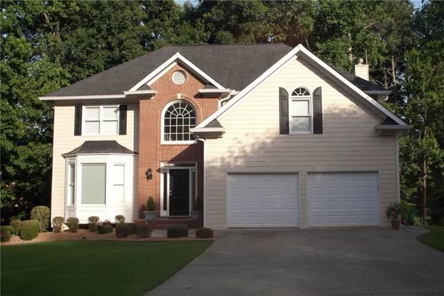 1068 Copper Creek Drive, Canton, GA 30114 (MLS #6644350) :: The Zac Team @ RE/MAX Metro Atlanta