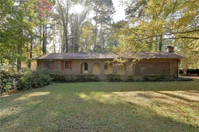 1173 S Minister Drive, Tucker, GA 30084 (MLS #6644359) :: The Zac Team @ RE/MAX Metro Atlanta